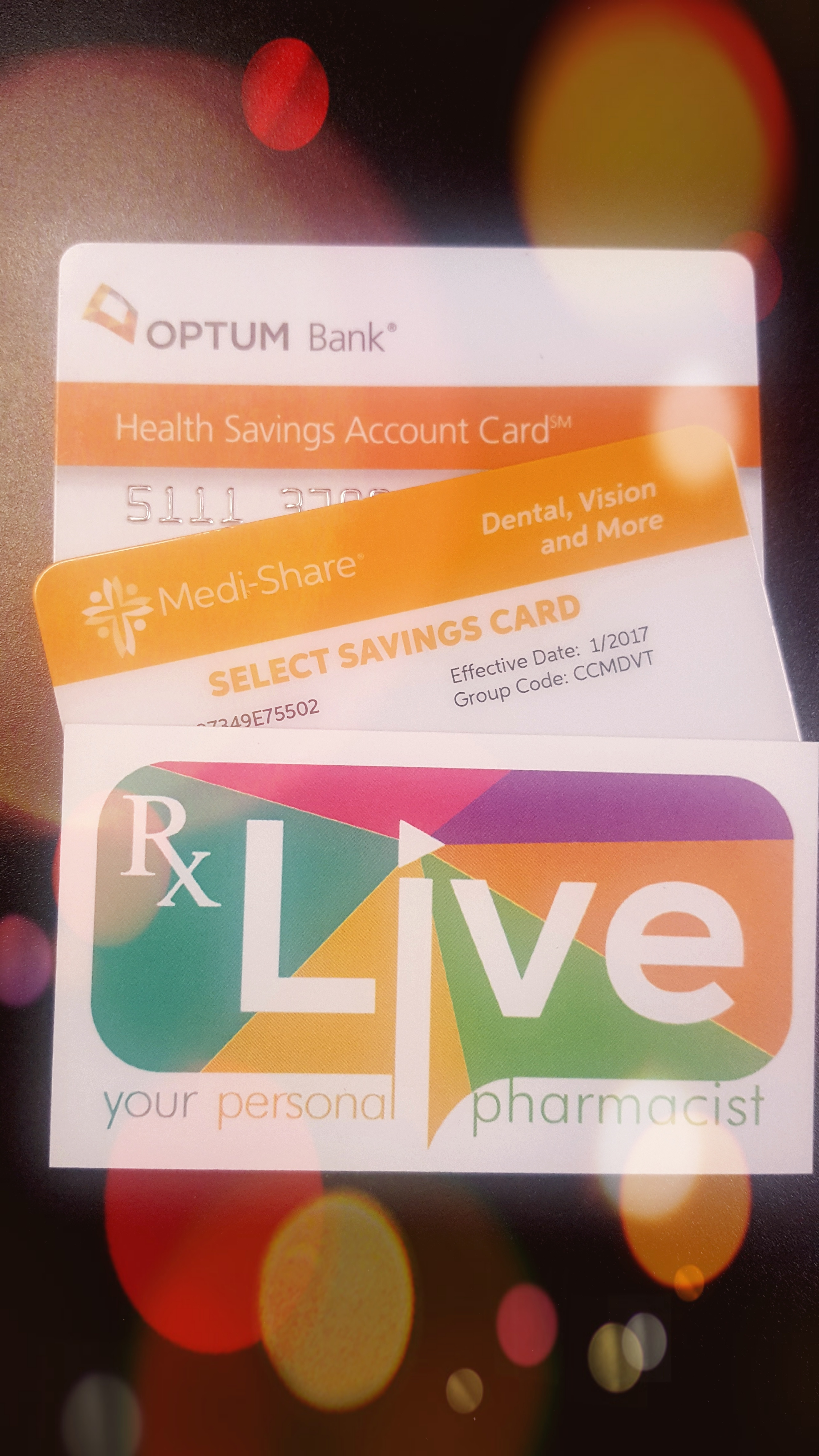 insurance cards